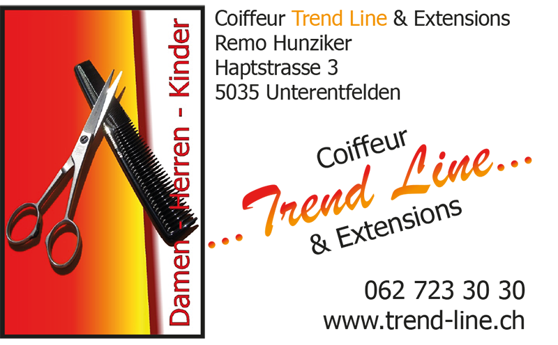 Trend-Line Coiffeur & Hairextensios
